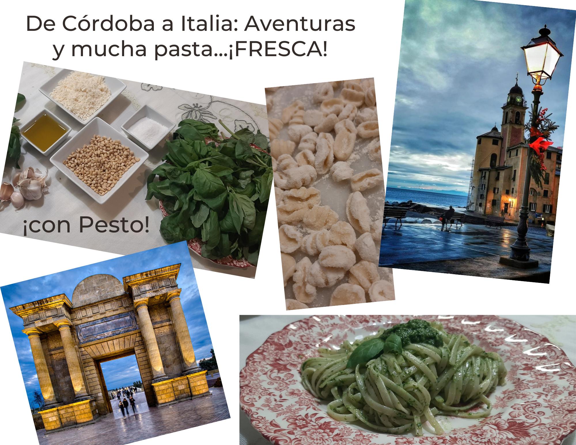 Viaje desde Italia hasta Córdoba